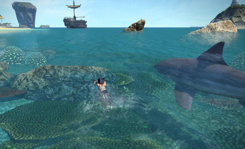 真理集めに疲れたので泳げるようになったコスタ・デル・ソルでイルカさんと戯れてみる1