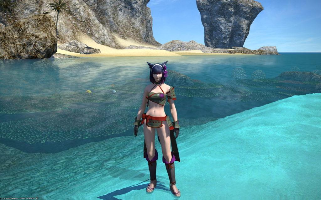 真理集めに疲れたので泳げるようになったコスタ・デル・ソルでイルカさんと戯れてみる3