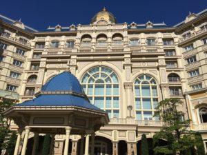 ディズニーランドホテル外観