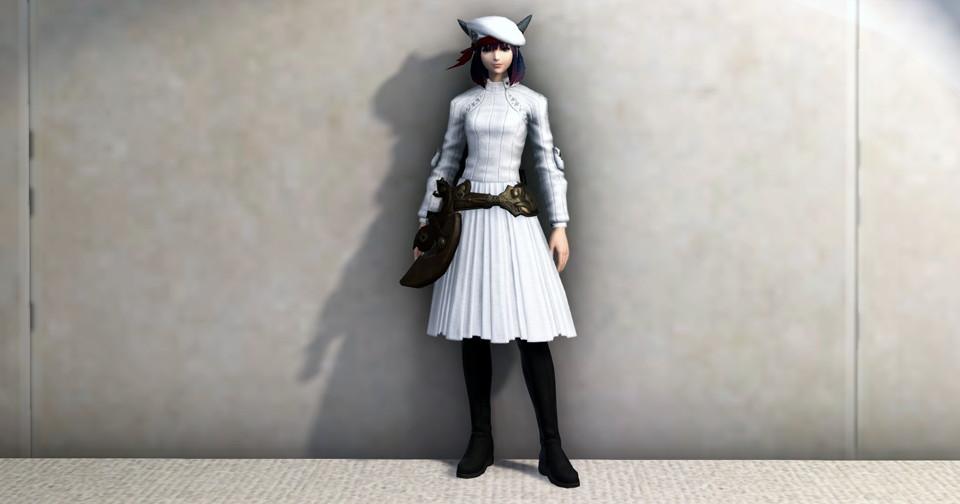 アイキャッチ・東方麗人袴下を合わせる胴装備がなかなか難しい~新生FF14詩人の萌えるミラプリ