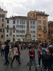 ローマの広場