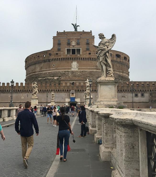ローマ・サンタンジェロ城