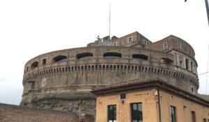 ローマ・サンタンジェロ城1