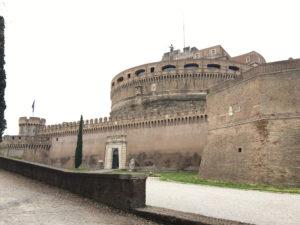 ローマ・サンタンジェロ城2