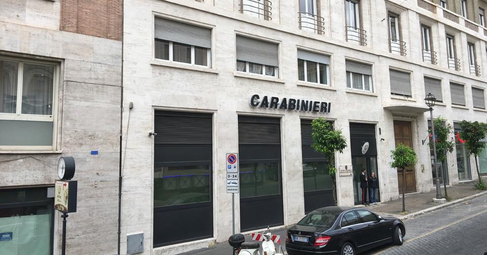 アイキャッチ・イタリア旅行記(2018)~④ローマ観光編・ガンスリンガーガールの聖地を巡る