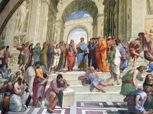 アテネの学堂1