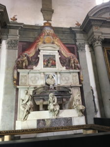 ミケランジェロの墓