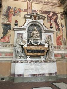 ガリレオ・ガリレイの墓