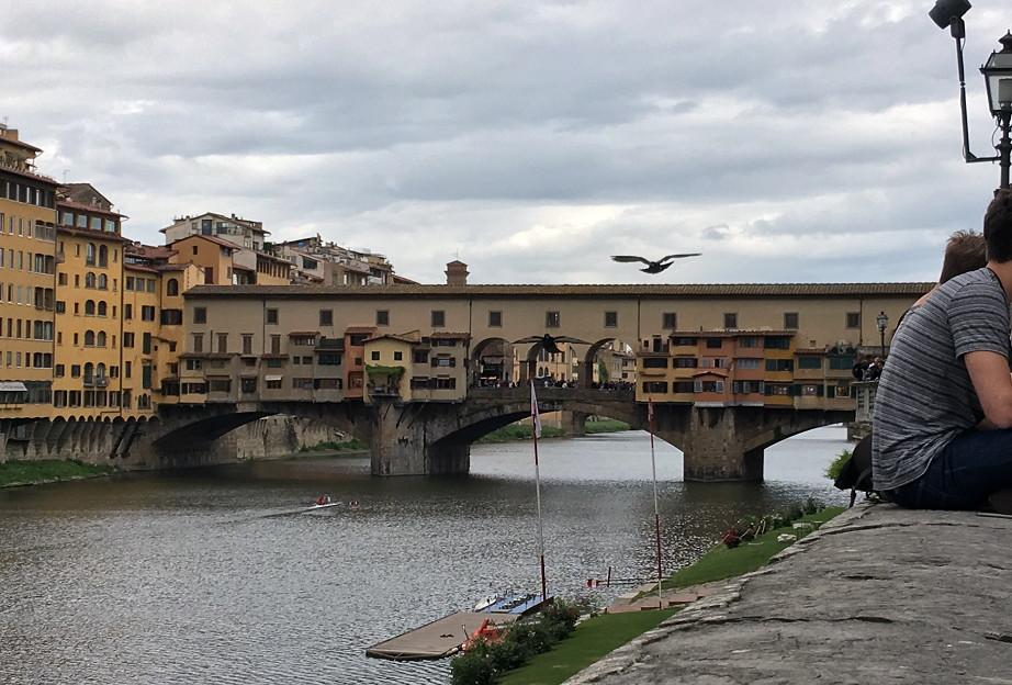 フィレンツェ・ヴェッキオ橋