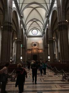 フィレンツェ・サンタ・マリア・デル・フィオーレ大聖堂2