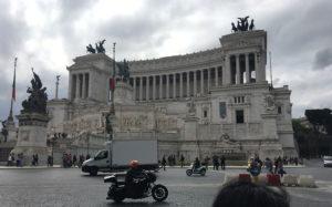 ローマ・ヴィットーリオ・エマヌエーレ2世記念館
