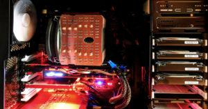 アイキャッチ・PCケースFractal Design Define R5のサイドパネルを強化ガラスに換装してみました