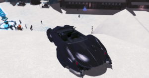 アイキャッチ・FF14xFF15コラボスクリーンショットキャンペーンはピューロス拠点の屋根に登るレガリアでどうでしょう