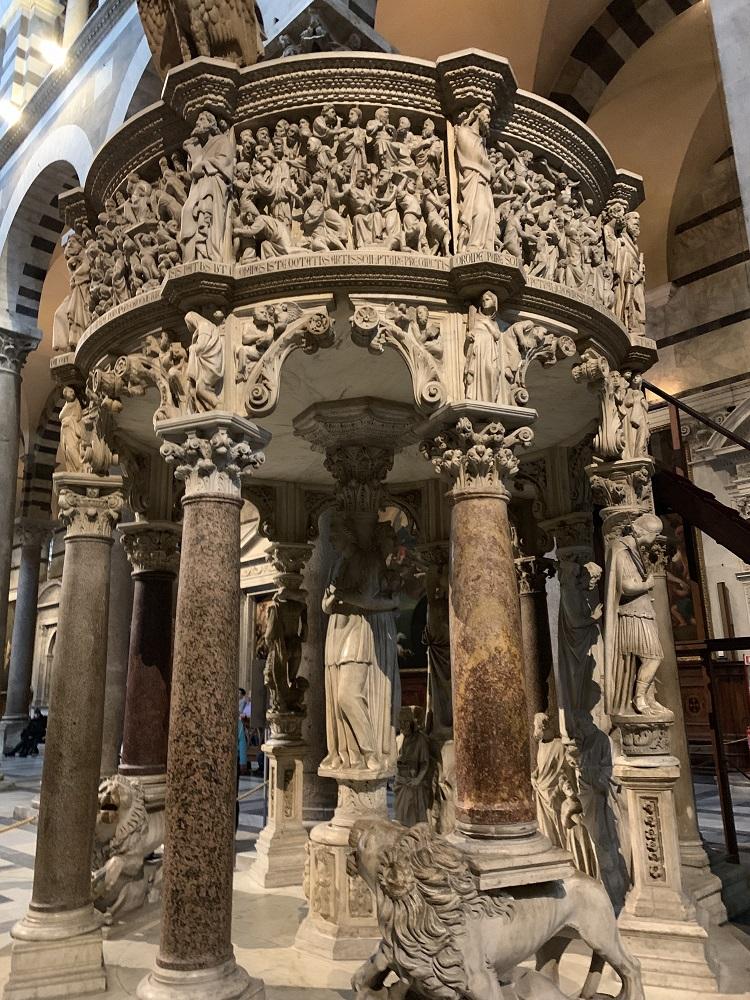 イタリア旅行記(2019)~③フィレンツェからピサの斜塔を上りに行く9