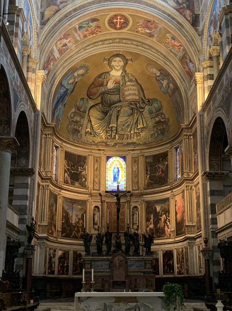 イタリア旅行記(2019)~③フィレンツェからピサの斜塔を上りに行く10