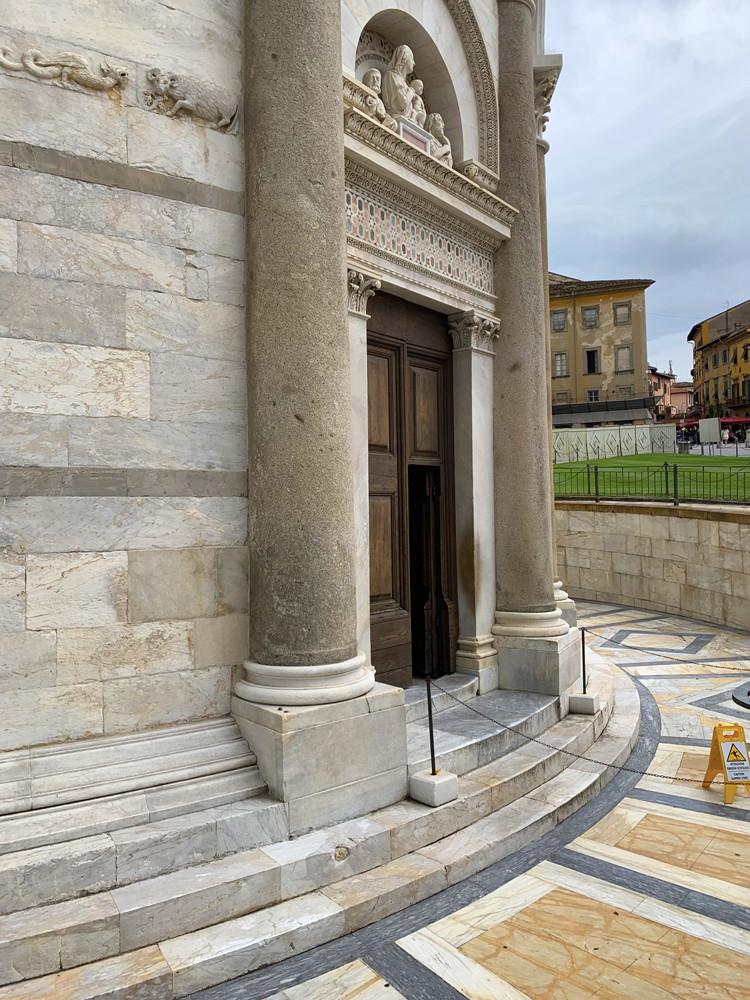 イタリア旅行記(2019)~③フィレンツェからピサの斜塔を上りに行く13