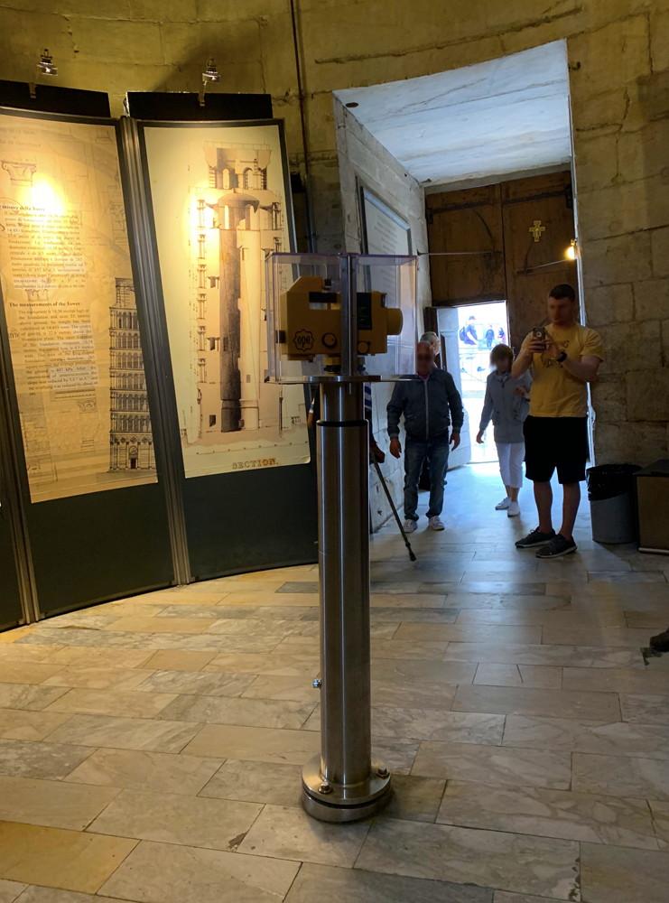 イタリア旅行記(2019)~③フィレンツェからピサの斜塔を上りに行く6
