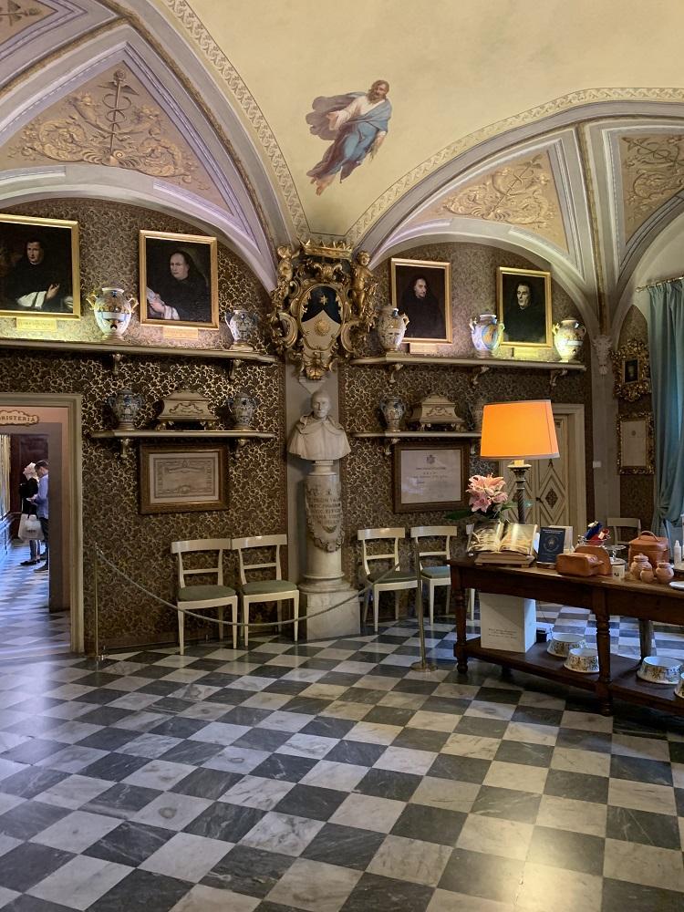 イタリア旅行記(2019)~④フィレンツェのサンタ・マリア・ノヴェッラ薬局でオリーブ石鹸を買う4