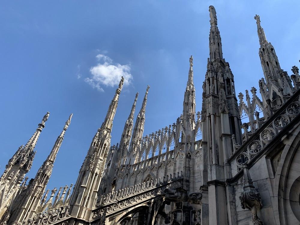 イタリア旅行記(2019)~⑤ミラノ観光編・ドゥオモとダヴィンチの最後の晩餐7