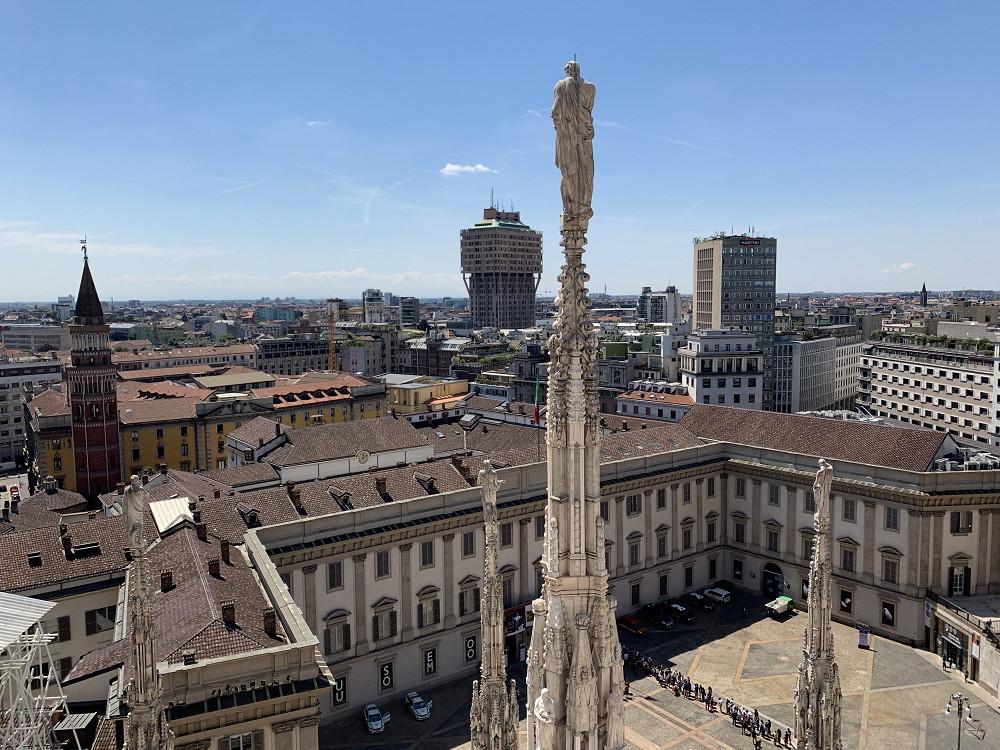 イタリア旅行記(2019)~⑤ミラノ観光編・ドゥオモとダヴィンチの最後の晩餐8