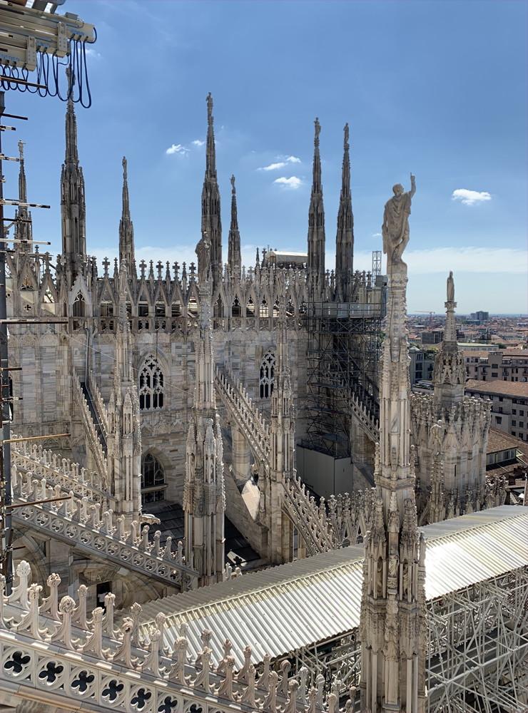 イタリア旅行記(2019)~⑤ミラノ観光編・ドゥオモとダヴィンチの最後の晩餐9