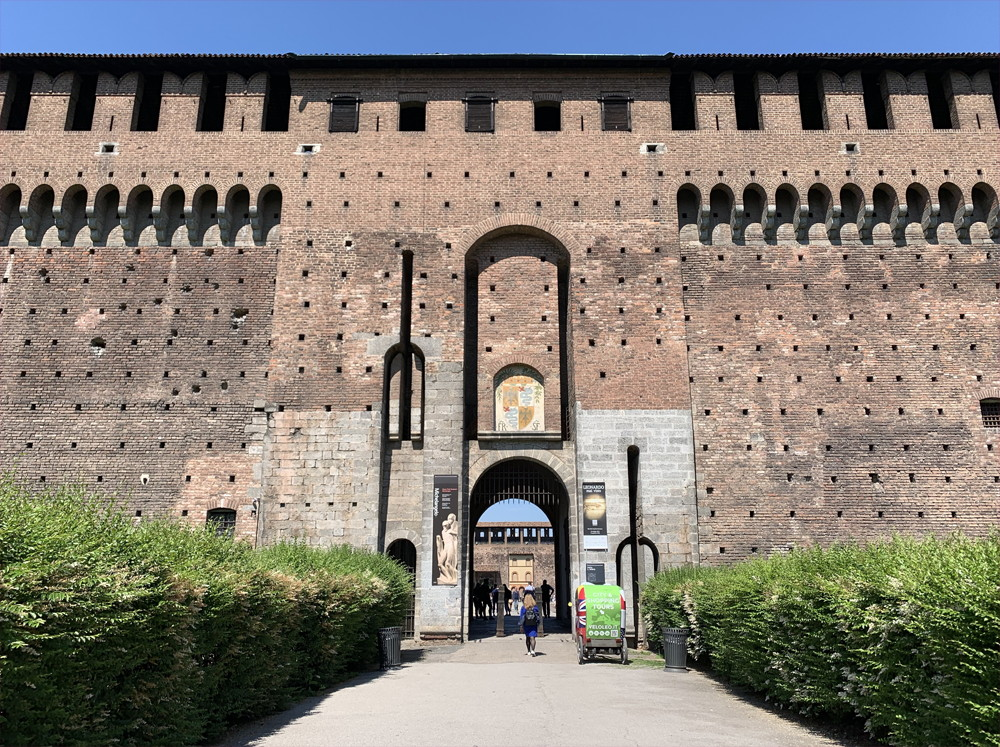 イタリア旅行記(2019)~⑤ミラノ観光編・ドゥオモとダヴィンチの最後の晩餐22