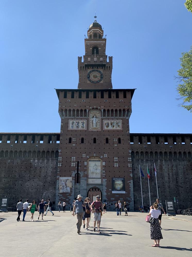 イタリア旅行記(2019)~⑤ミラノ観光編・ドゥオモとダヴィンチの最後の晩餐21