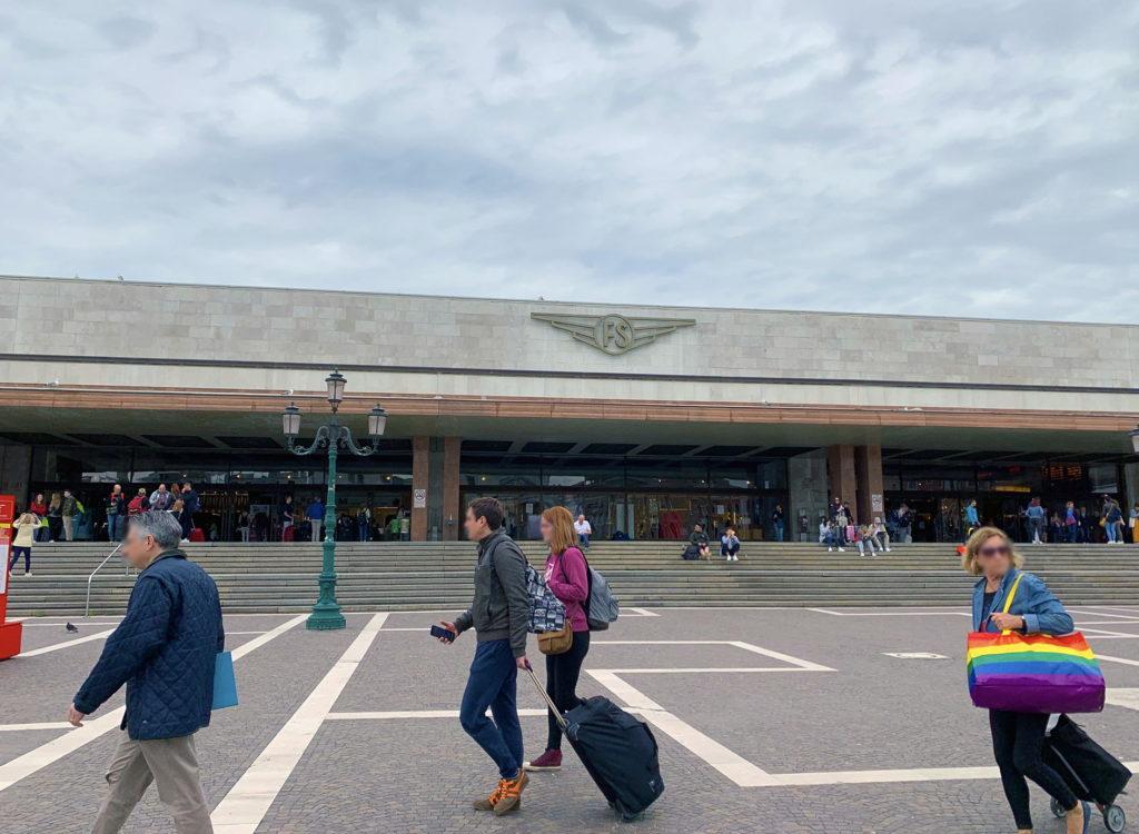 イタリア旅行記(2019)~①ベネチア観光編「ガンスリンガーガール」の聖地巡礼2