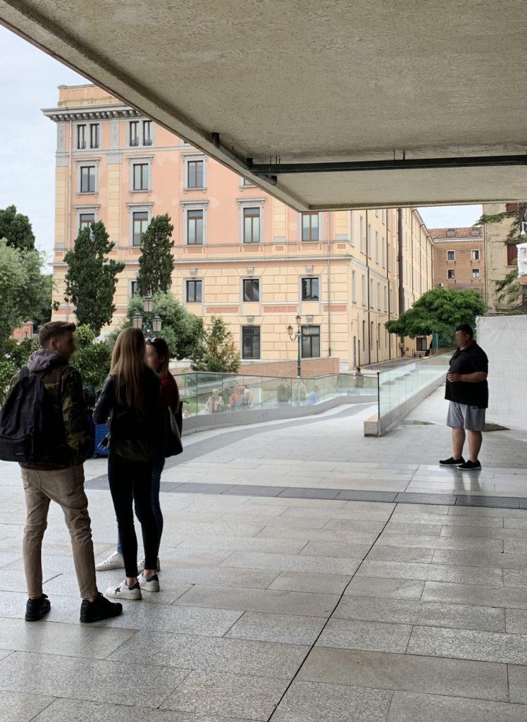 イタリア旅行記(2019)~①ベネチア観光編「ガンスリンガーガール」の聖地巡礼3