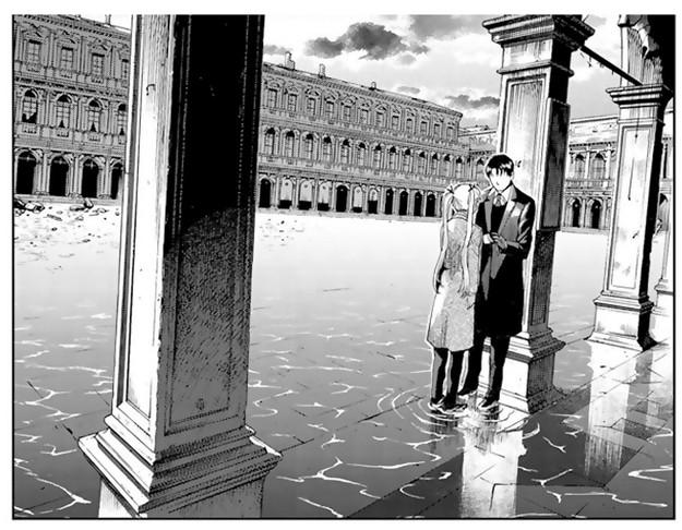 イタリア旅行記(2019)~①ベネチア観光編「ガンスリンガーガール」の聖地巡礼7