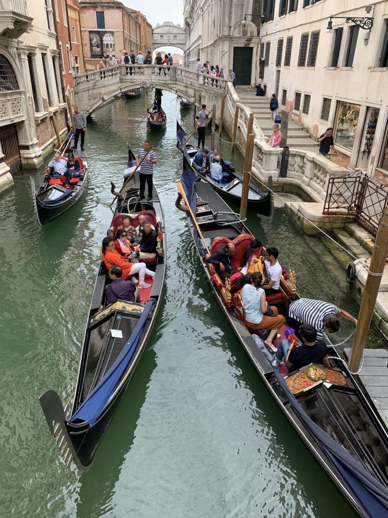イタリア旅行記(2019)~②ベネチア観光編2「ガンスリンガーガール」の聖地巡礼5