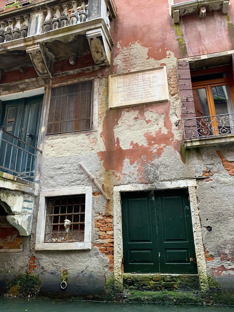 イタリア旅行記(2019)~②ベネチア観光編2「ガンスリンガーガール」の聖地巡礼8
