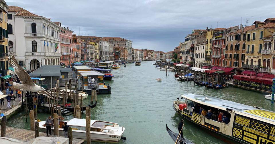 アイキャッチ・イタリア旅行記(2019)~②ベネチア観光編2「ガンスリンガーガール」の聖地巡礼