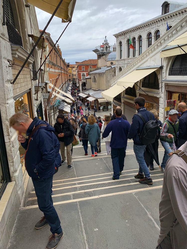 イタリア旅行記(2019)~②ベネチア観光編2「ガンスリンガーガール」の聖地巡礼4