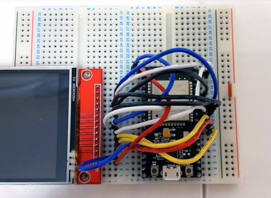ESP32とLCDシールドの組み合わせでLogicool G13が無くてもフルスクリーンのFF14でDPSを見れるようにしてみた7