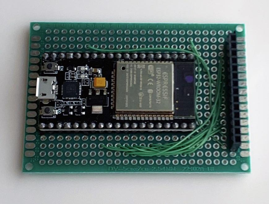 ESP32と液晶シールドでACTのDPS値を表示するデバイスを作る~ハンダ付け編4