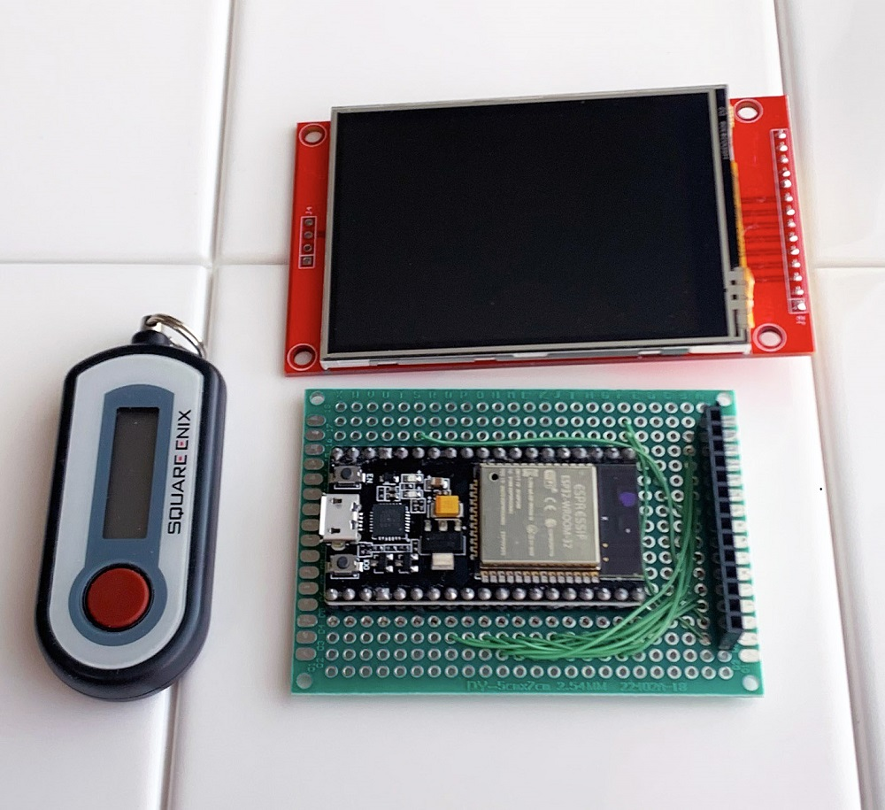 ESP32と液晶シールドでACTのDPS値を表示するデバイスを作る~ハンダ付け編1