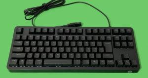 アイキャッチ・Logicool G PRO Xキーボードが在庫なし~またこっそり生産中止か?!ECTK-G01UKBKに替えたのでレビューしてみる