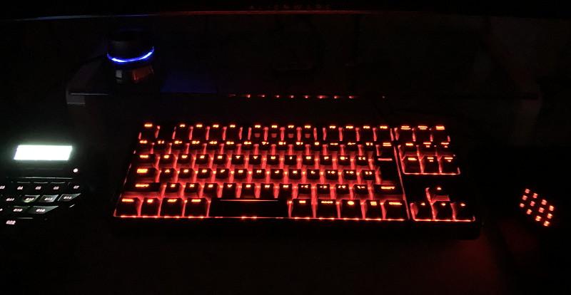 Logicool G PRO Xキーボードが在庫なし~またこっそり生産中止か?!ECTK-G01UKBKに替えたのでレビューしてみる3