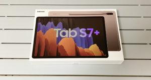 アイキャッチ・現状最強のAndroidタブレットSamsung Galaxy Tab S7 Plusを購入したのでレビューしてみる