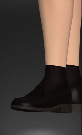 課金制服・男子版(カレッジブレザー:ネクタイ)を使ったミラプリ5
