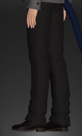 課金制服・男子版(カレッジブレザー:ネクタイ)を使ったミラプリ3