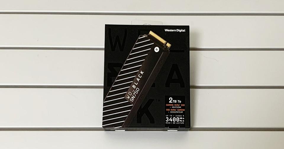 アイキャッチ・SATA3 SSDからNVMeのM.2 SSDに変えるとどのぐらい爆速になる?ゲームのロードは?~Western Digital SN750レビュー
