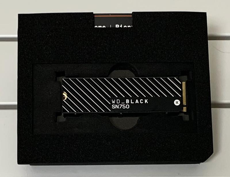 SATA3 SSDからNVMeのM.2 SSDに変えるとどのぐらい爆速になる?ゲームのロードは?~Western Digital SN750レビュー1