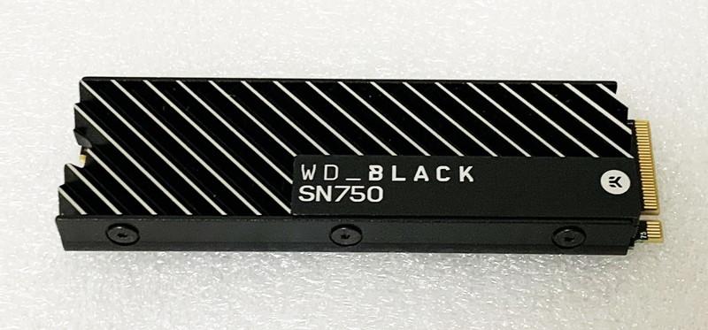 SATA3 SSDからNVMeのM.2 SSDに変えるとどのぐらい爆速になる?ゲームのロードは?~Western Digital SN750レビュー2