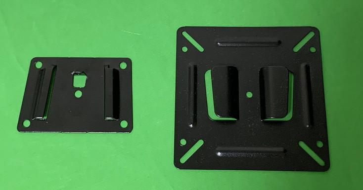 アルミフレームとスライドレールでキーボードと共存するタブレット台を作ってみた21